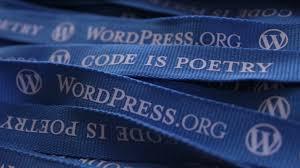 Wordpress code is poetry. El mejor CMS para hacer una página web