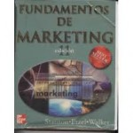 Libro de Fundamentos de Marketing de Stanton, Etzel y Walker