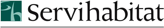 Logo de la inmobiliaria Servihabitat