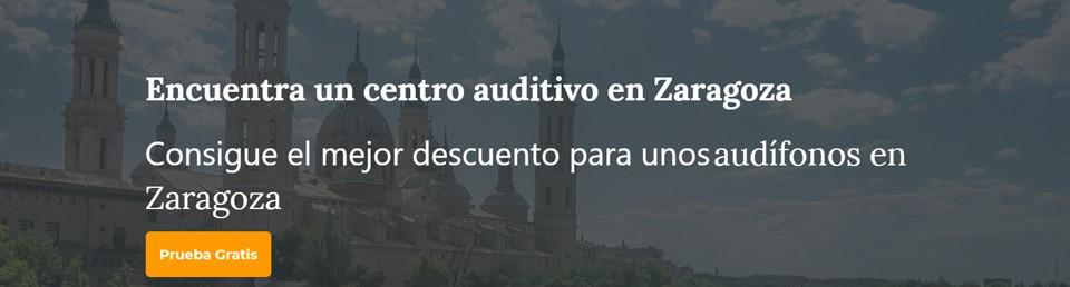 Imagen de Audifonos.es con la basílica del Pilar de fondo