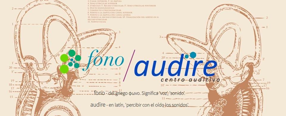 Logo de Fono Audire